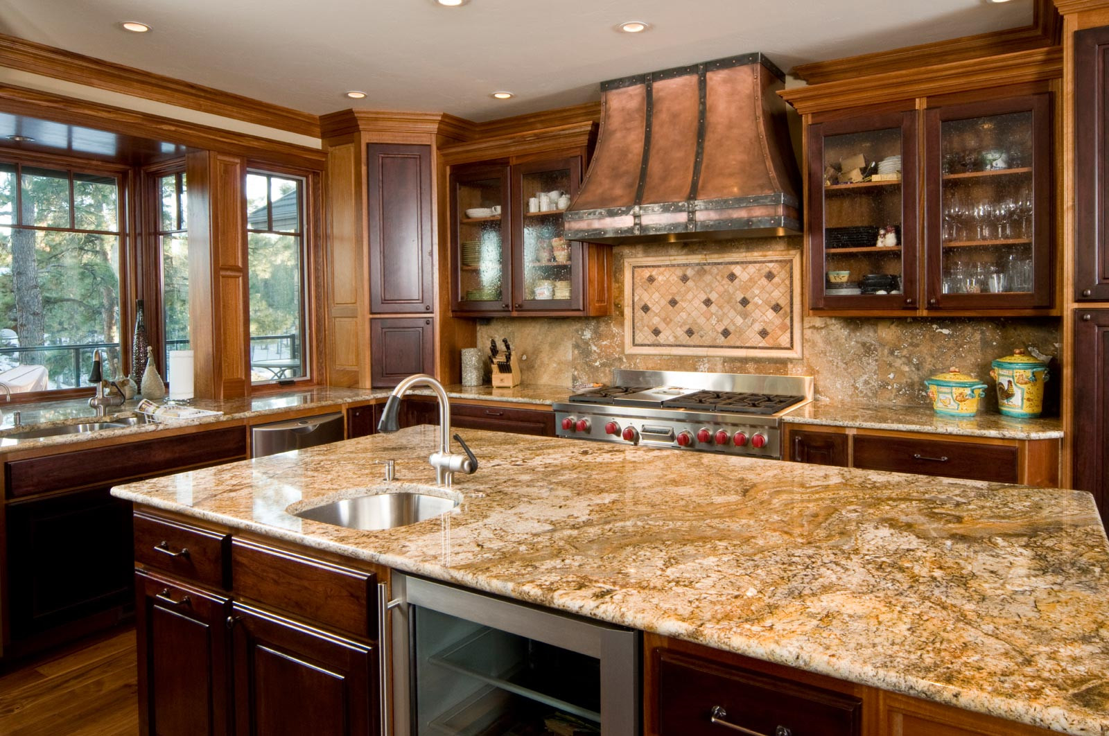 Granite Counter Chip 40 ...
