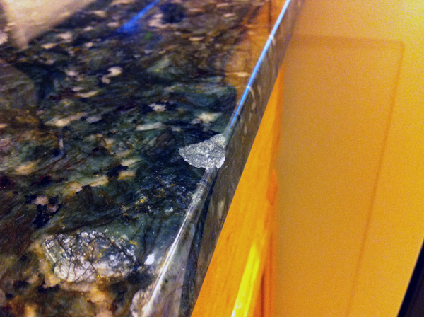 Countertop Chip Repair