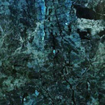 Lemurian Blue granite